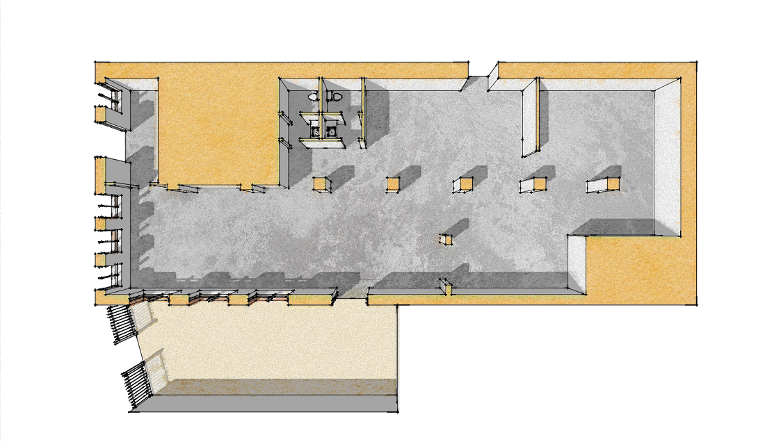 Rendered Plan