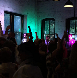 Coporate parties in Greenville SC